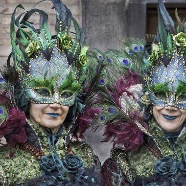 Carnevale 2020  Le sorelle dei boschi verdi