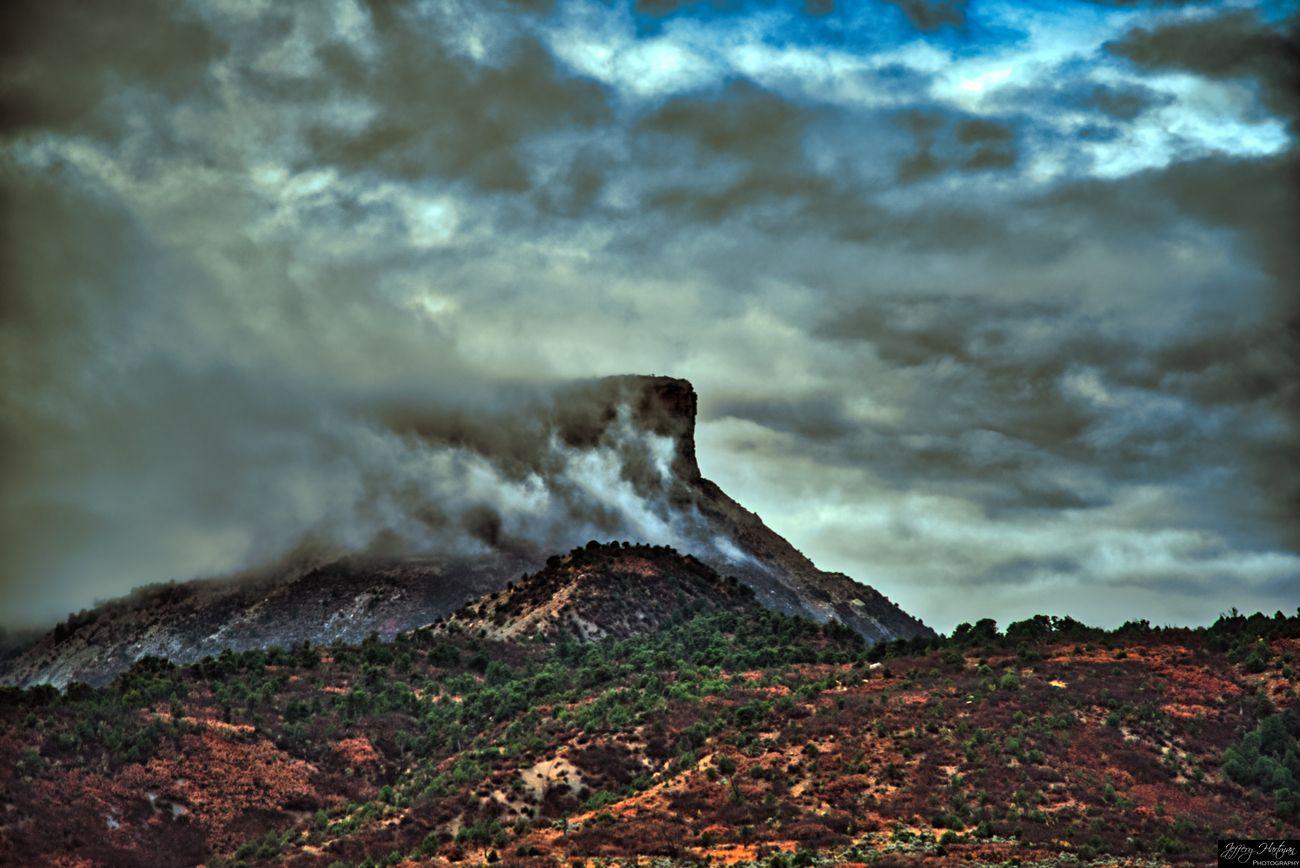 Revisiting the archive.  Near Cortez, Colorado 25 Oct 2016