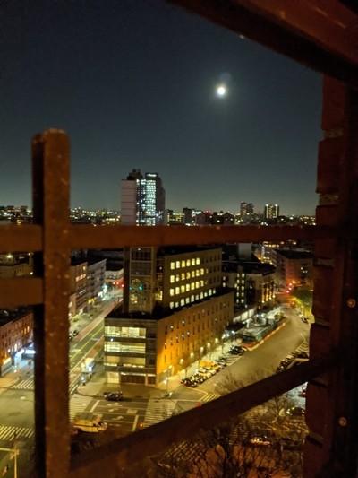New York City at night, so beautiful.