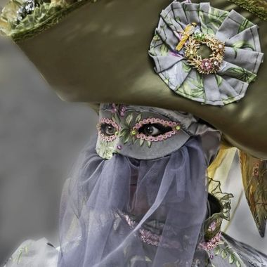 Carnevale 2020 La donna dagli occhi acuti