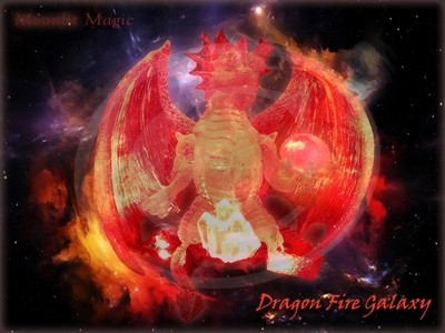 Dragon Fire Galaxy
