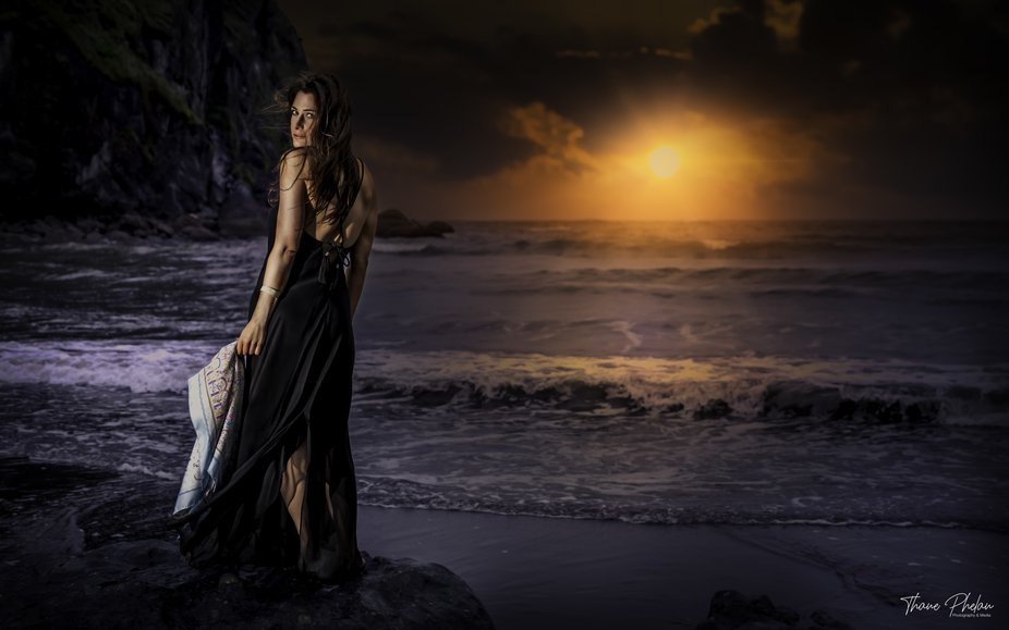 Personal moment and the perfect moment shared ... shot on Ruby Beach on the Olympic Peninsula in ...