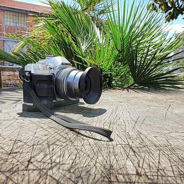 God creates the beauty. My camera and I, are witness!