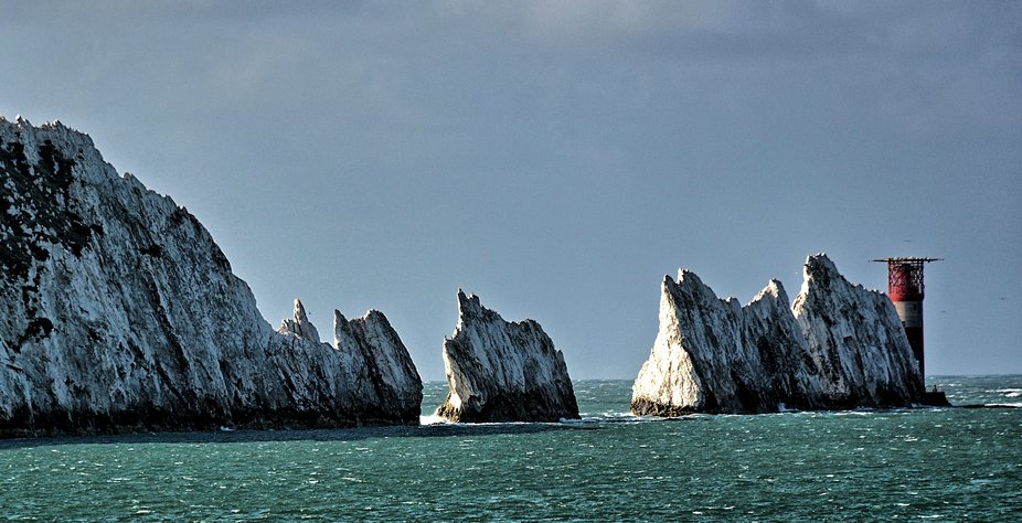 The Needles Lighthouse Isle of Wight