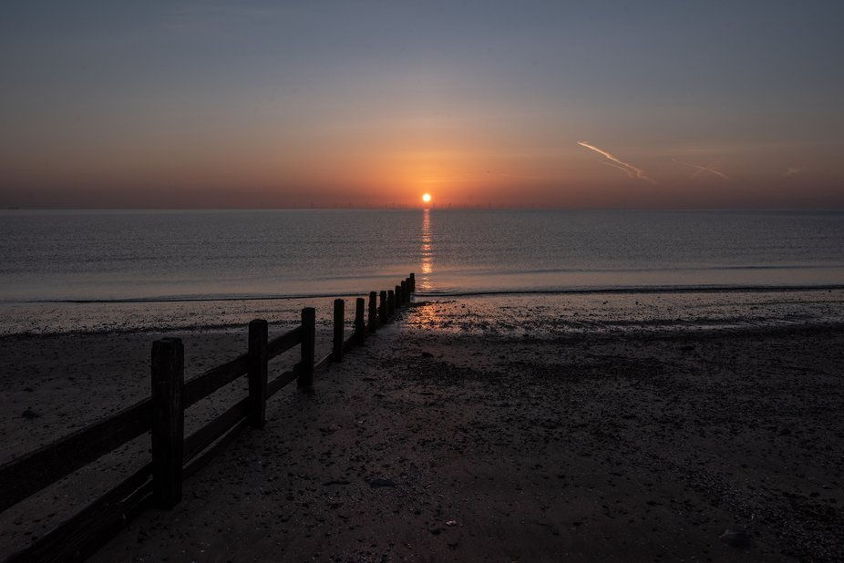 Sunrise on the Isle of Sheppey  25 05 2020, taken around 5am