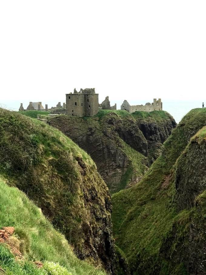 Dunnotar Castle, Aberdeenshire, Scotland
