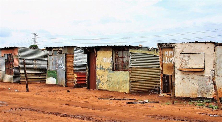 Informal Settlement 5