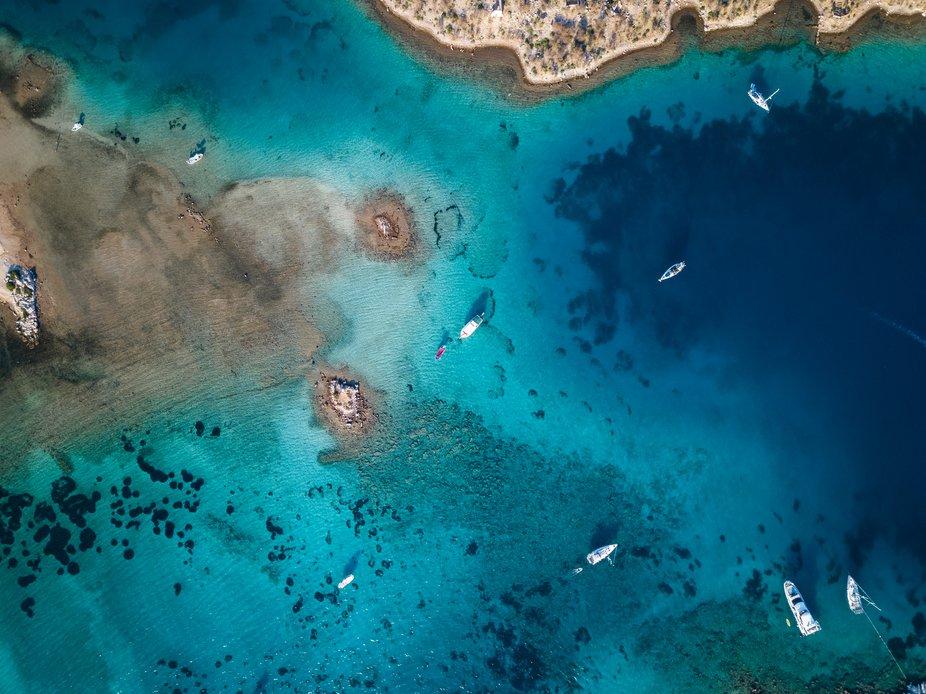 A coastal paradise in Turkey