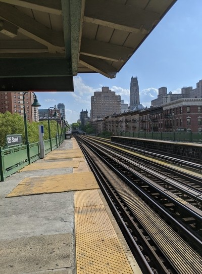 New York rail road.