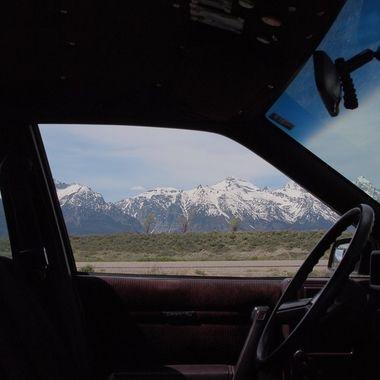 A Scenic Drive in a Celebrity