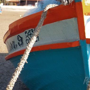 Colour Boat