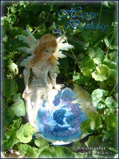 Fairy by the Water E-card