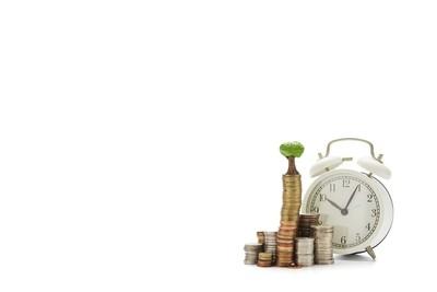 Financial business Concept savings money