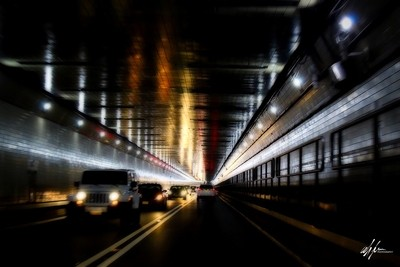 tunel NY