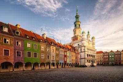 Old Market Square | Poznan, Poland