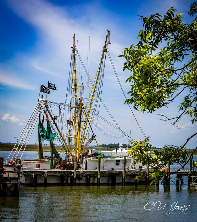 Backroading adventures in Beaufort County, South Carolina