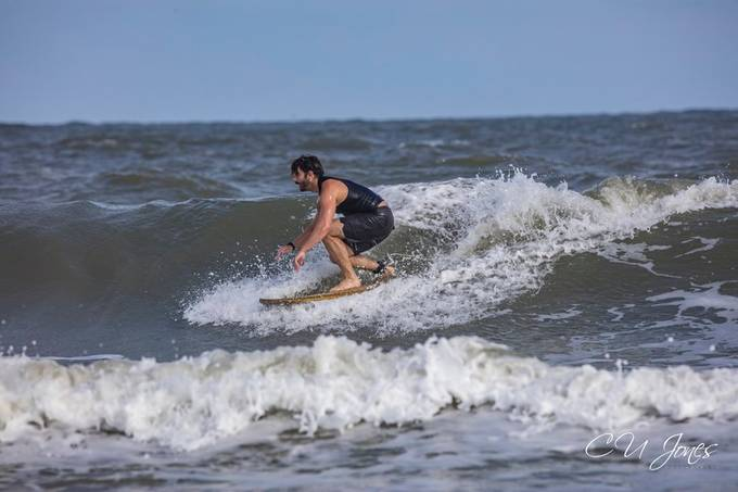 I love taking pictures of the Surfers of Folly Beach, South Carolina
