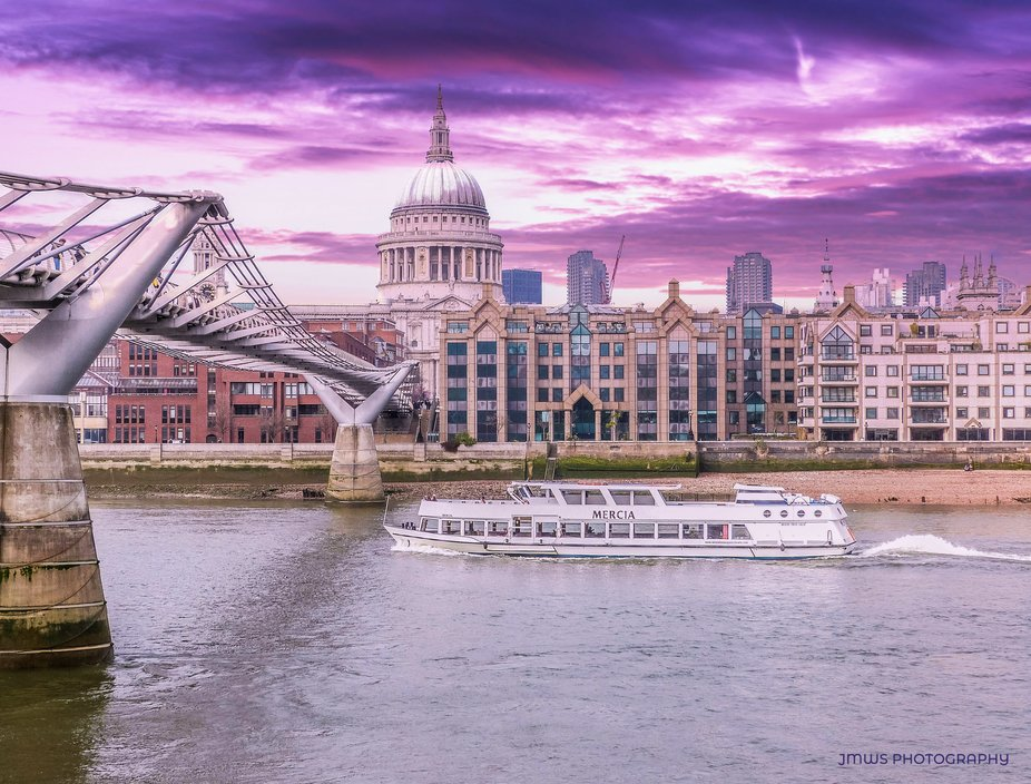 I am a regular visitor to London and never go without a camera. Always something interesting to c...