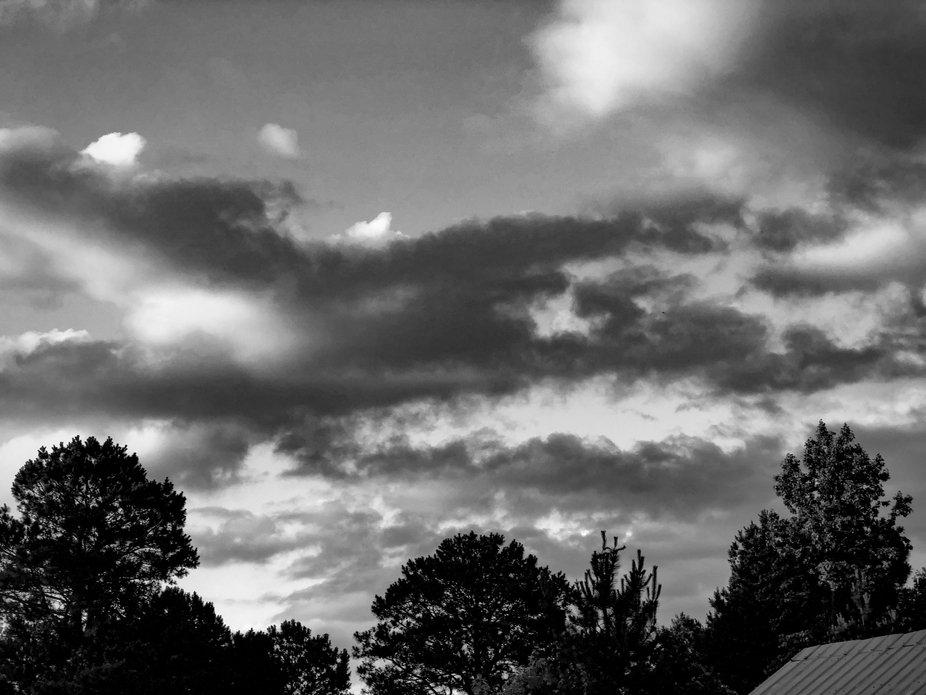 Grey Skies Mourning