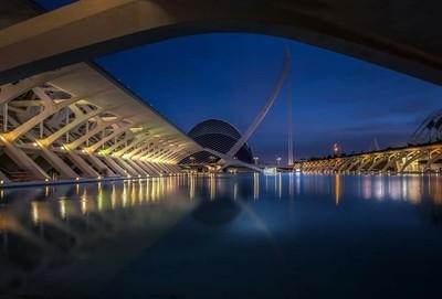 L'Agora City of Arts and Sciences Valencia Spain