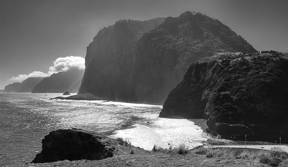 Arriving at the island of Madeira is walking into a slow motion dream, the warmth embracing the s...