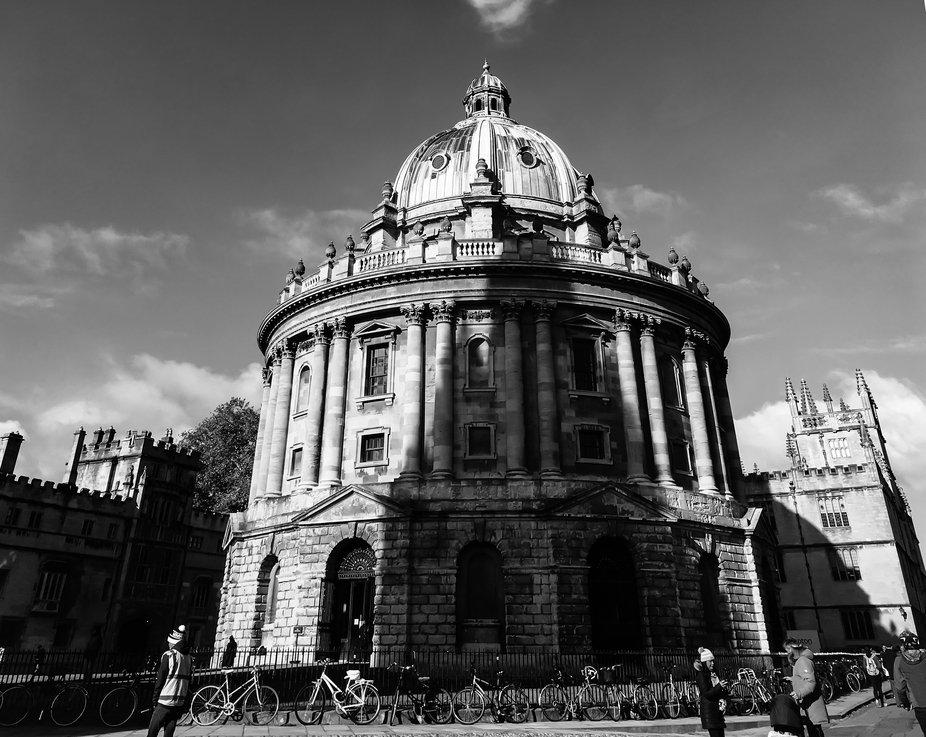 University Church of St Mary the Virgin, Oxford