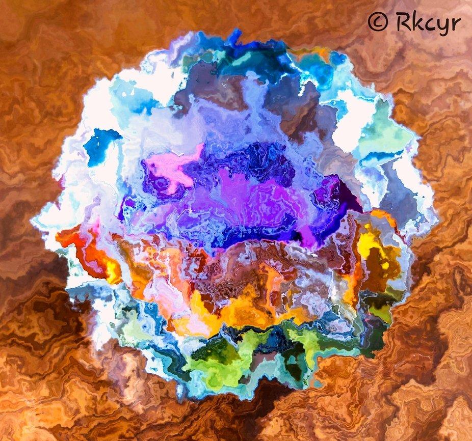static crystal ball