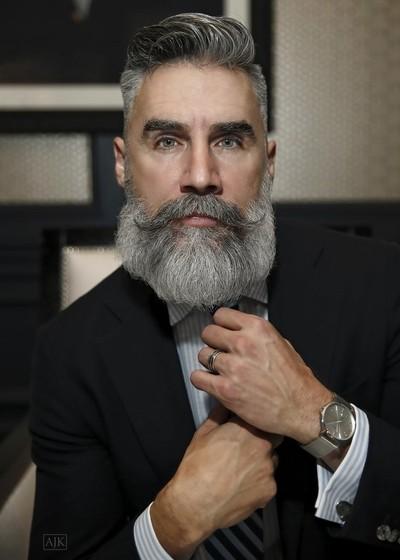 Bearded Portait