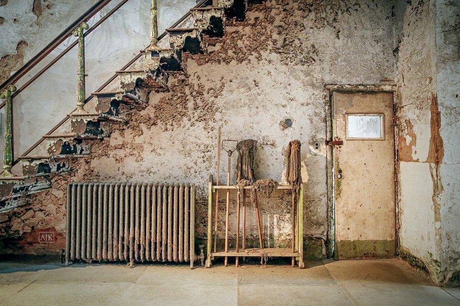Eastern Penitentiary