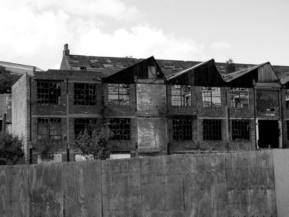 North Shields, Derelict, Tyne Brand, Meat Factory, I