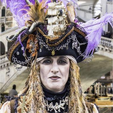 Carnevale 2020 Pirata Steampunk al ponte