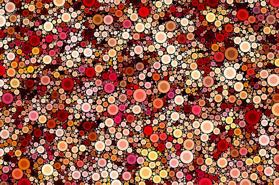 "Photo Art manipulation of my photo ""Autumn Leaves""."