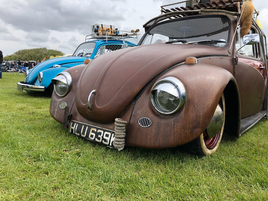 Too this at a vw car show