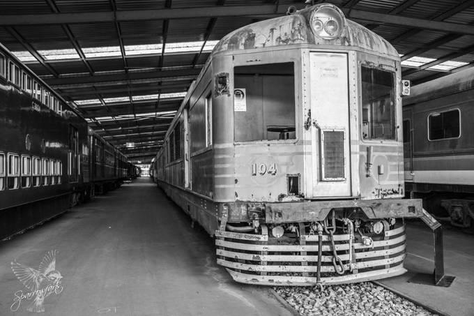 Rail Motor 104