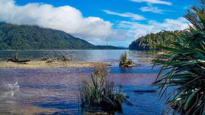Lake Kaniere NZ