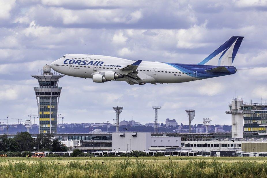 Last kiss of 747