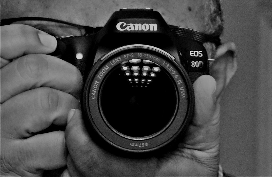 actually I shoot with anything that will produce an image. However, Canon and the 80D is my favor...