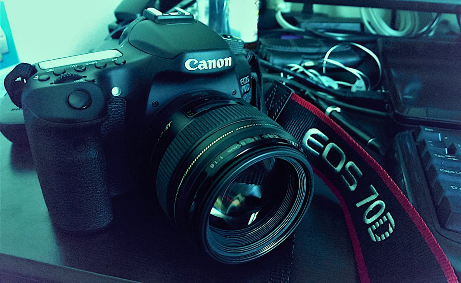 ... and the 85mm f1.8 my fav lens