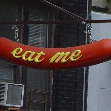 5205 Naughty Hot Dog