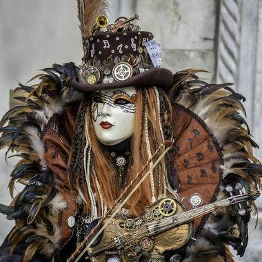 Carnevale 2020 Stella de profil