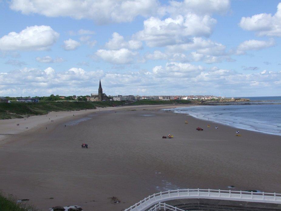 Tynemouth, Longsands Beach, III