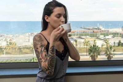 Cristina F :: Breakfast by the Window 12