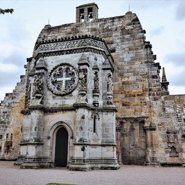 Rosslyn Chapel (3)  - Scotland