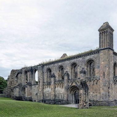 Glastonbury Abbey - Glastonbury,  Somerset, England