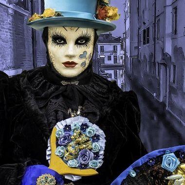 Carnevale 2020  Una prospettiva blu