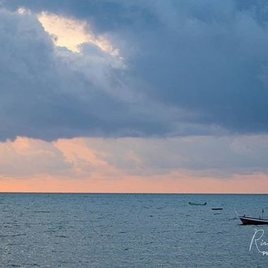 #dramaticclouds #canonthailand
