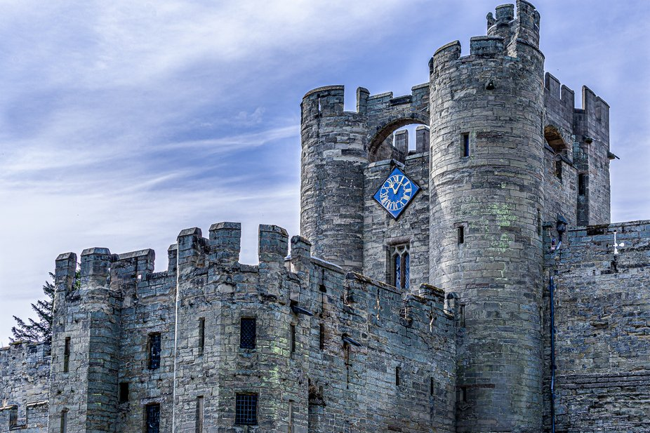 Warwick castle in the UK was the seat of one of the most powerful men the UK has ever known. The ...