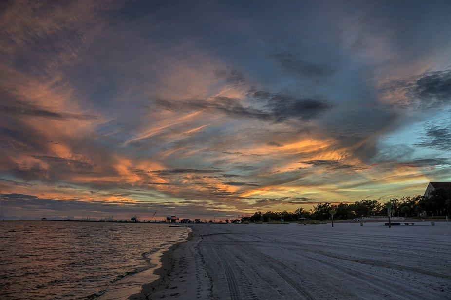 Gulfport Evening