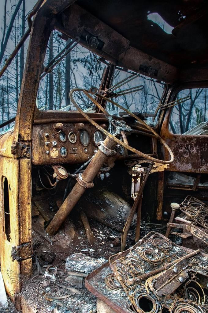 Highway to Hell Album  #19  Australian Bushfires 2020