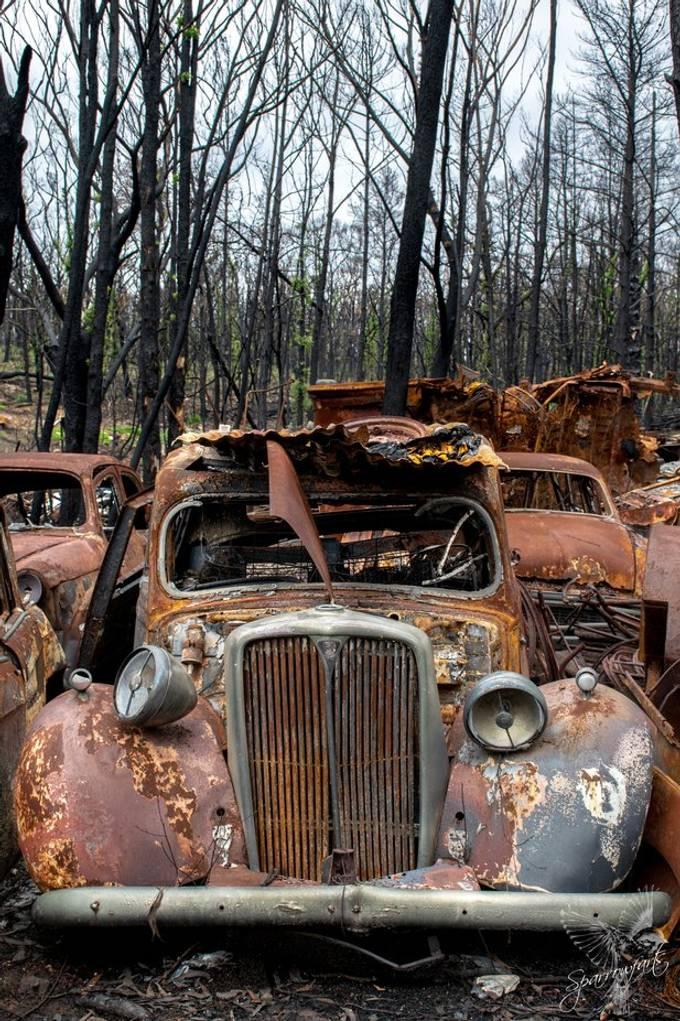 Highway to Hell Album #21   Australian Bushfires 2020